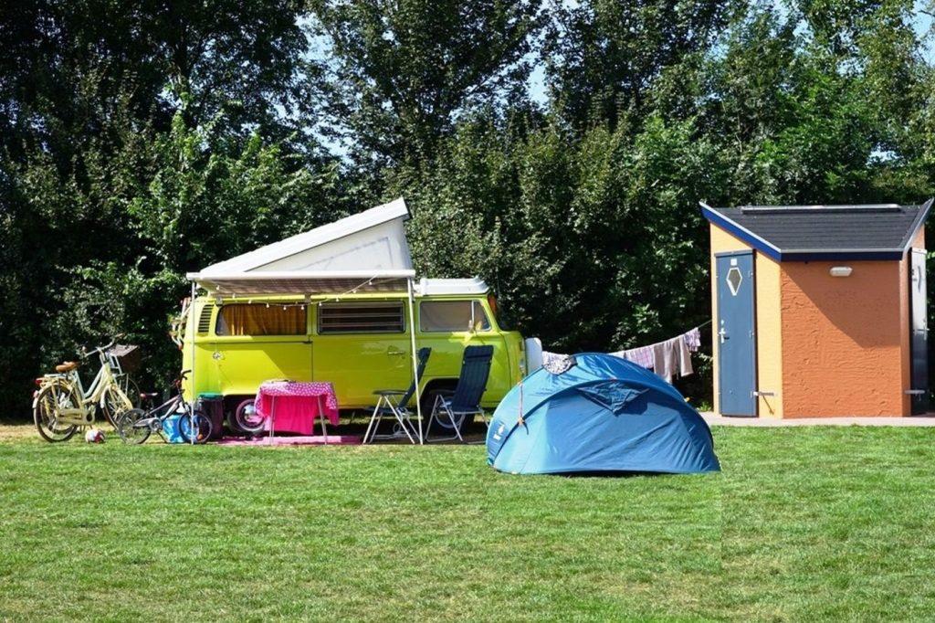 Campingplatz Superkomfort
