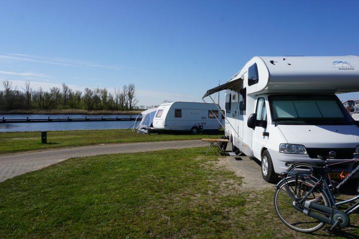 camper C veld