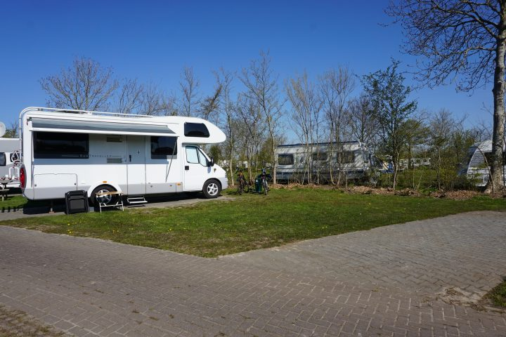 Camperplaats C veld