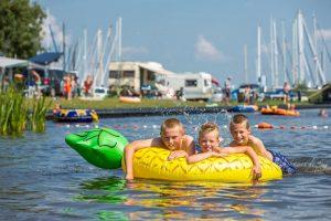 Kampeerplaatsen zomervakantie Friesland
