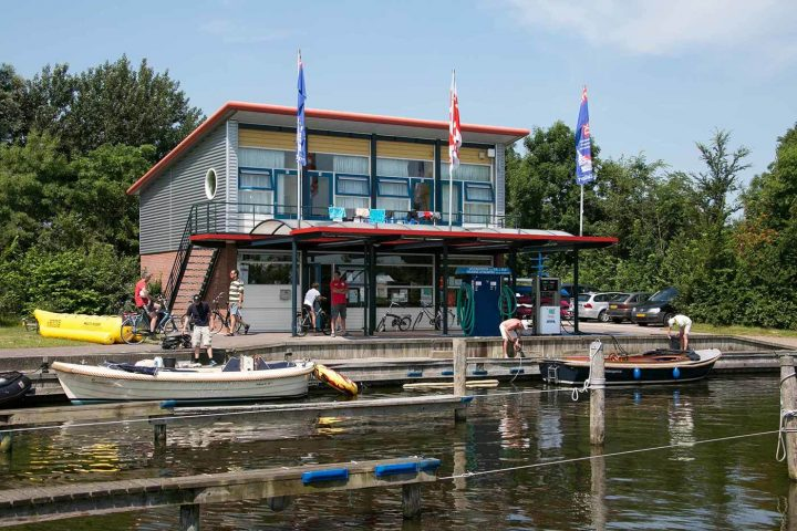 Trekkersappartementen bij de haven