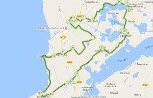 Fietsroute - Molenroute Friesland