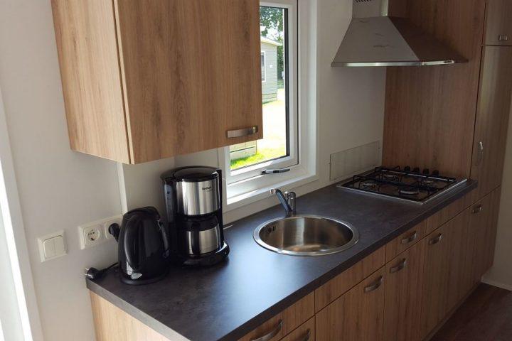 Stacaravan XL Keuken