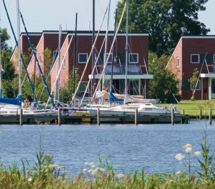 Accommodaties in Friesland