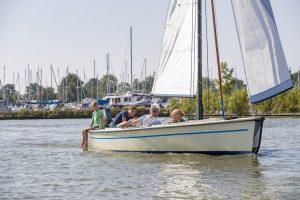 meivakantie Friesland