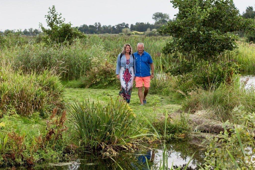 Wandelen in Friesland