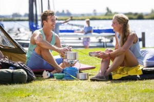 Camping zomervakantie Friesland