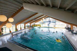 Zwembad omgeving Koudum